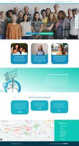 dallas dental website refresh